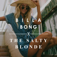 Billabong X The Salty Blonde | An Eco-conscious Collection
