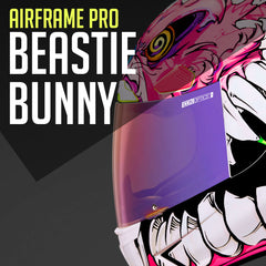 Icon Racing 2021 | Airframe Pro Beastie Bunny Street Helmet Collection