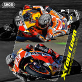 Shoei Motorcycle Helmets 2021 | Introducing the X-Fourteen Marc Marquez Collection