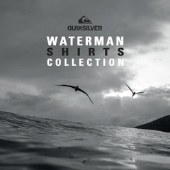 Quiksilver Waterman Fall 2017 Apparel | Beach Lifestyle Shirts