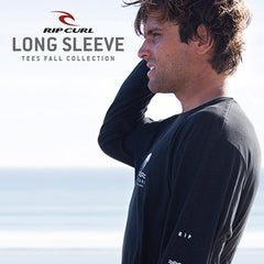 Rip Curl Surf 2017 Fall | Mens Lifestyle Beach Tees