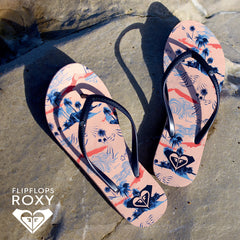 Roxy Surf Fall 2017 Footwear | Beach Lifestyle Flip flops Preview