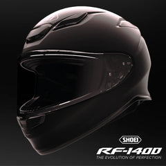 Shoei 2021 RF-1400 Street Motorcycle Helmet | The Evolution of Perfection