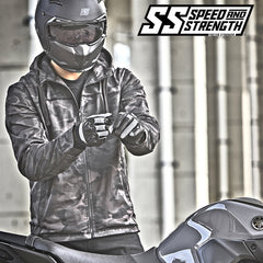 Speed & Strength Go For Broke 2.0 Armored Motorcycle Street Jackets