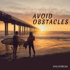 Surfing Safety Tips 101 | Avoid Obstacle