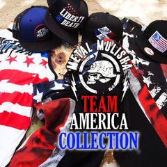 Metal Mulisha Summer 2017 Presents: Team America Collection