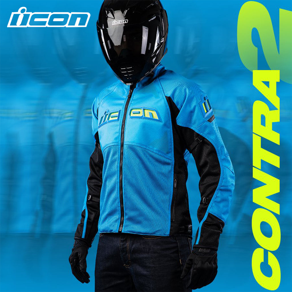 Icon Street 2019 | Contra 2 Textile Riding Jacket Collection