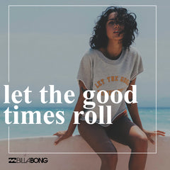 Billabong Women's Spring 2020 | Let The Good Times Roll Lookbook