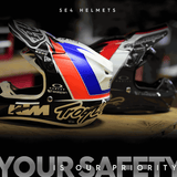 Troy Lee Designs MX 2019 | SE4 Off-Road Helmet Collection