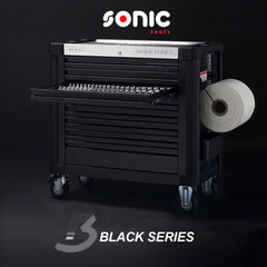 Sonic Tools USA | SONIC Black Series Toolbox