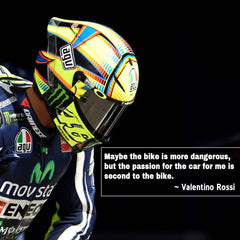 MotoGP Racer Valentino Rossi Personal Life and Career