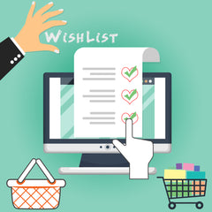 How to Use Our Wish List Feature