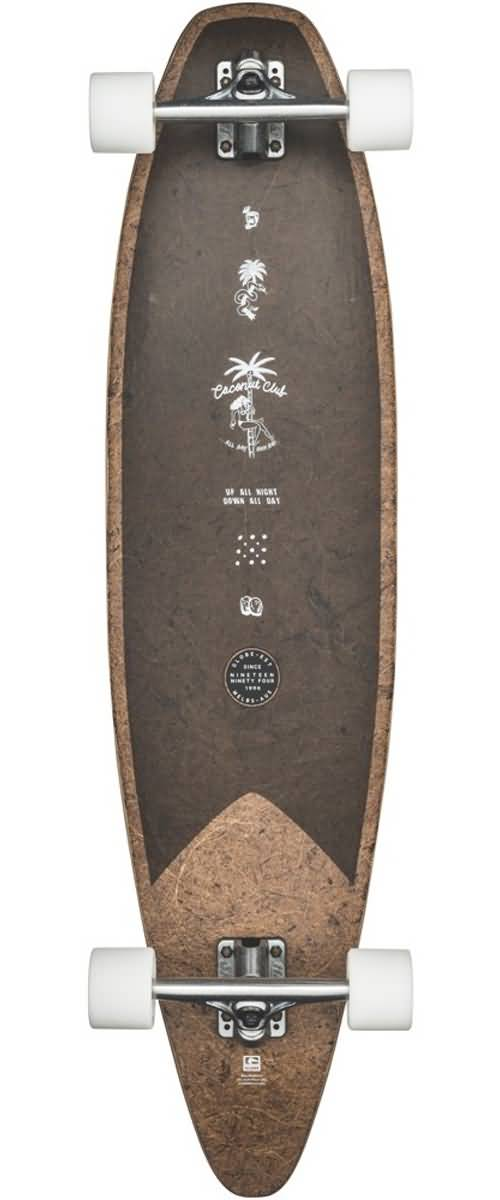 Globe 2017 Introducing The Coconut Cruiserboards Series