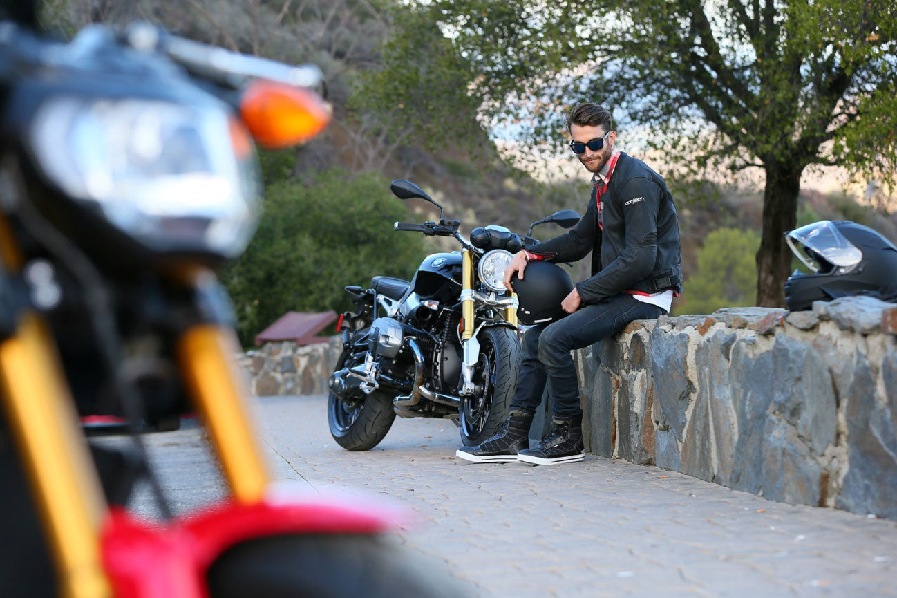 Cortech Motorsports Mens 2016 Motorcycle Street Race Gear Lookbook