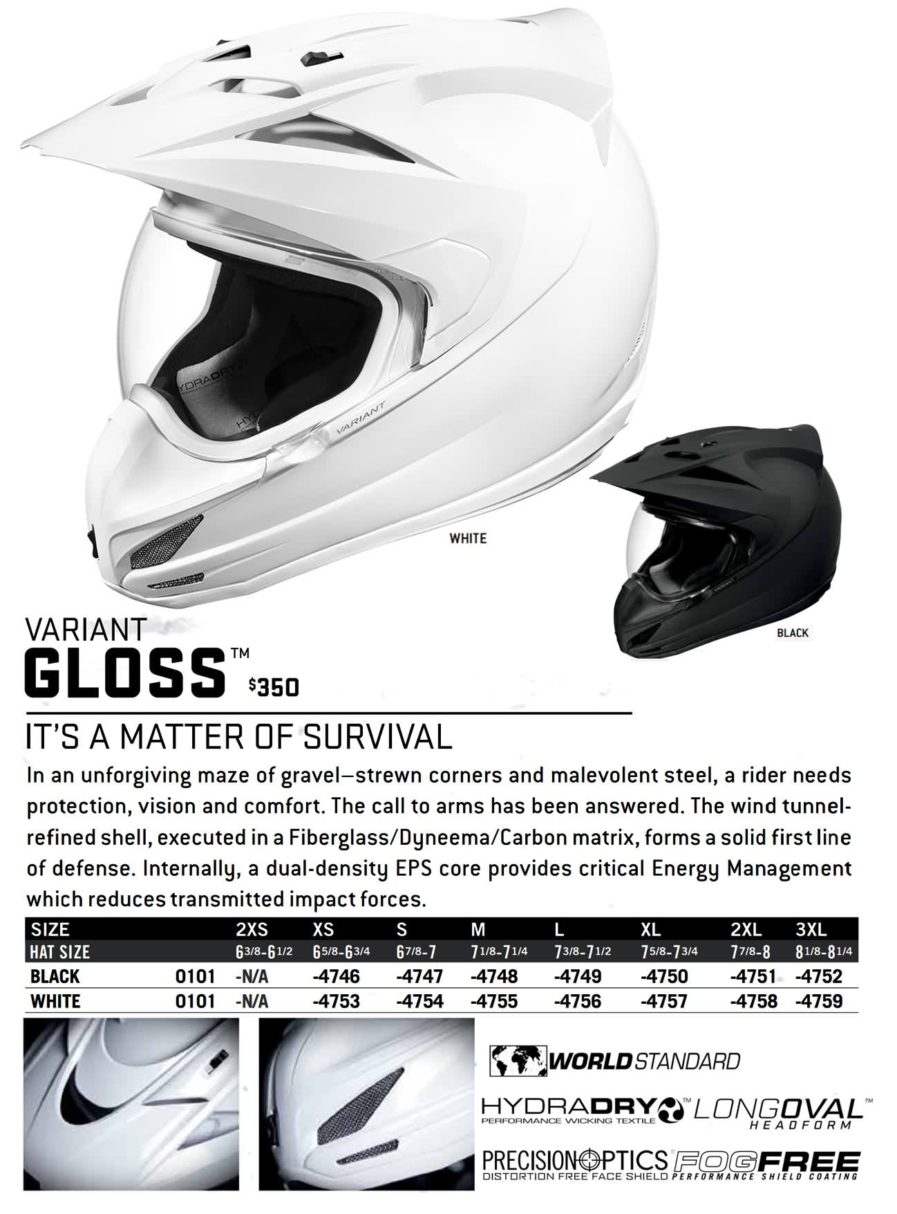 Icon Motorsports Spring 2016 Helmet Lookbook