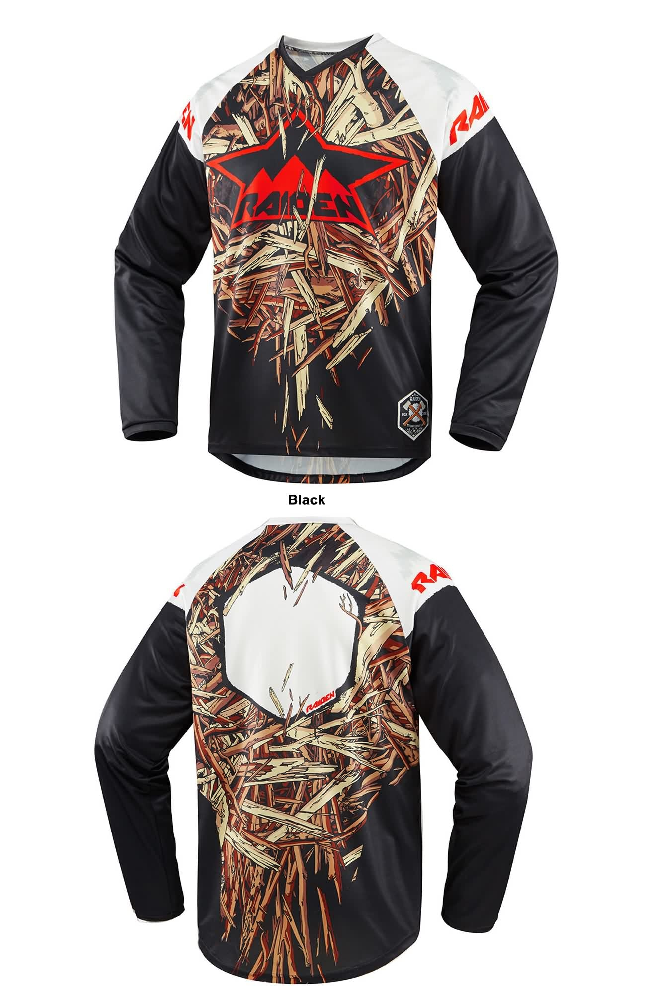 Icon Motorsports Spring 2016 Motorcycle Jersey Lookbook