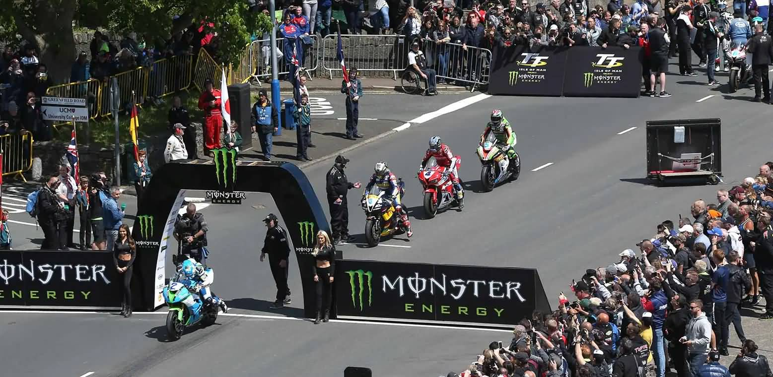 The 2020 Isle Of Man TT Has Been Cancelled