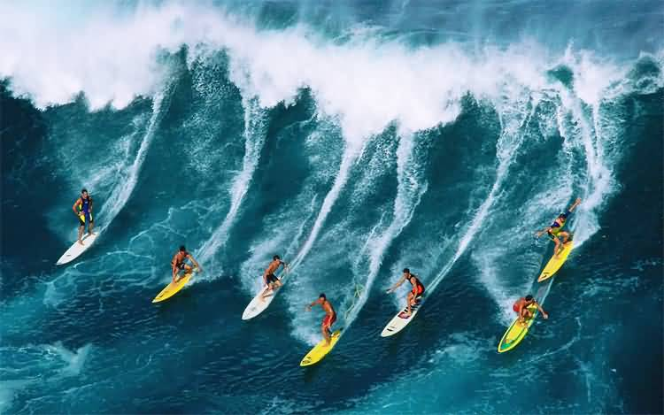 Surf etiquette: the top 10 rules of surfing