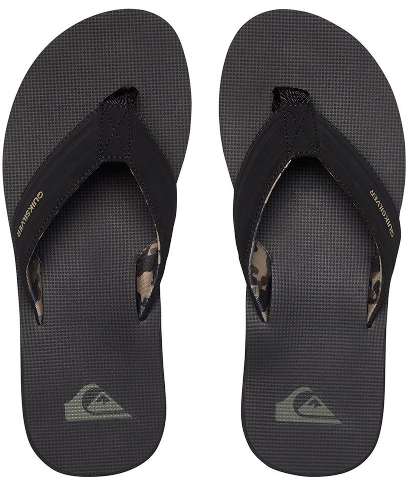 Quiksilver Summer 2018 Footwear | Mens Beach Sandal Collection
