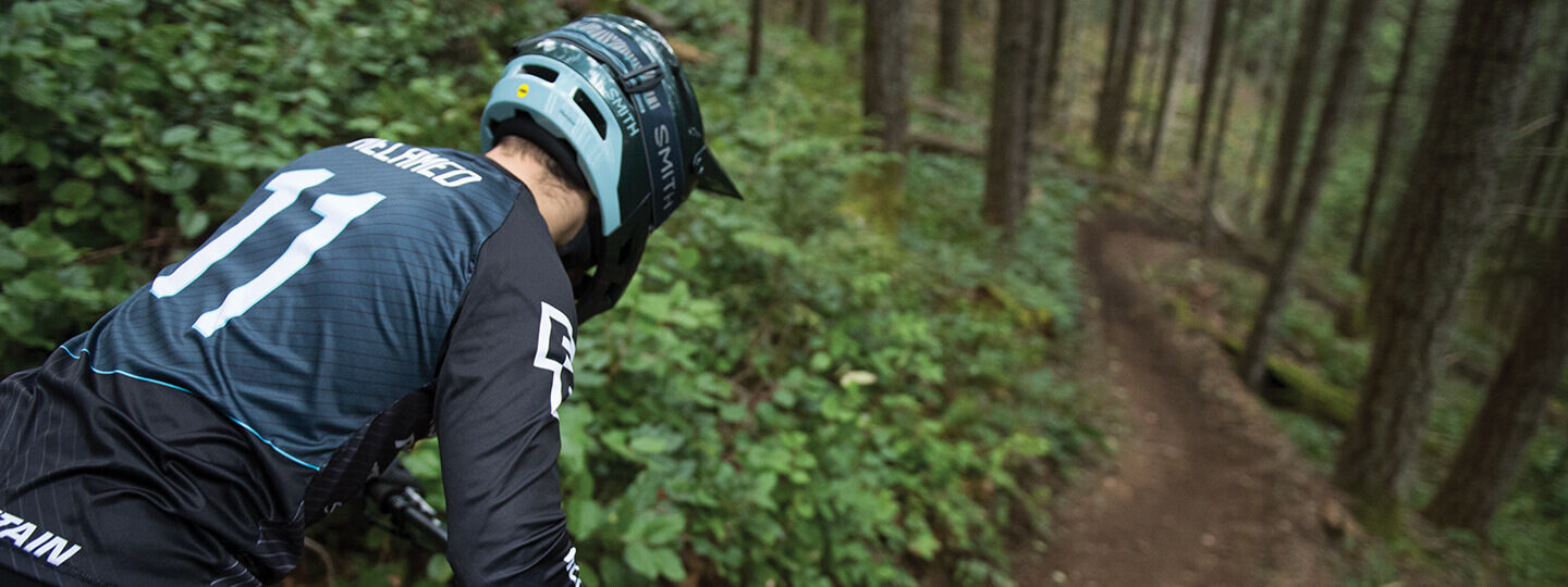 The Mainline MTB Helmet
