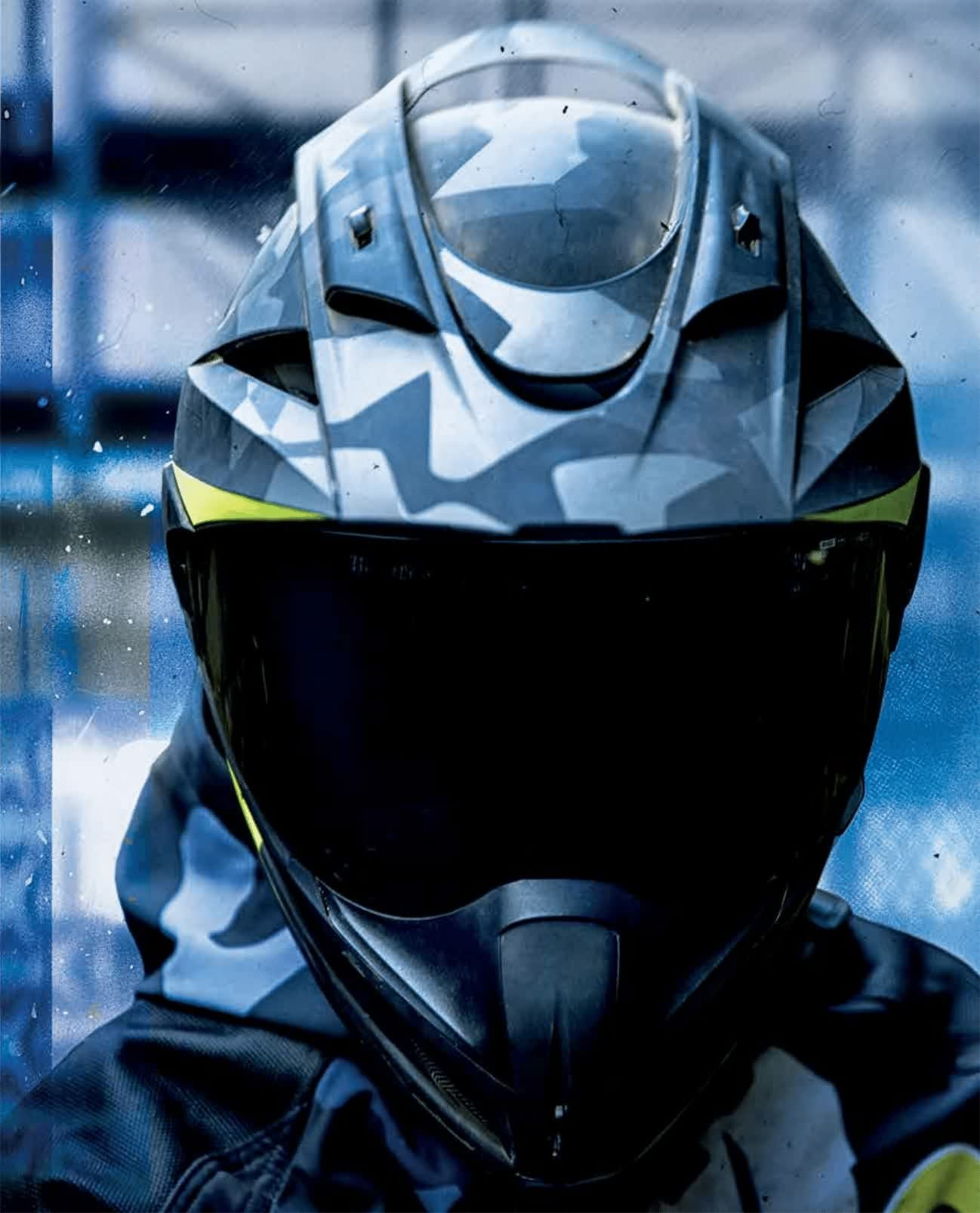 Icon Motorsports Fall 2016 Helmet Apparel Lookbook