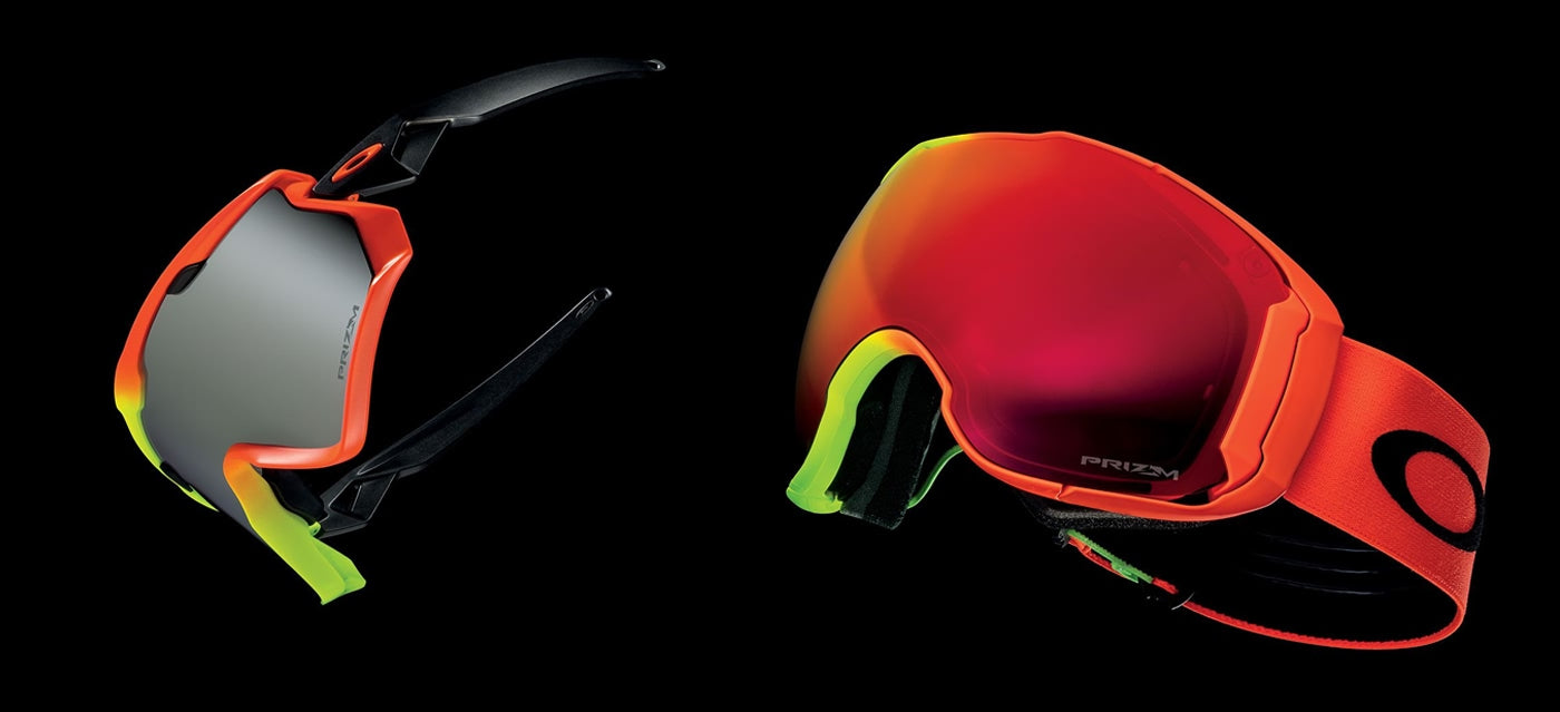 Oakley 2018 Limited Edition | Harmony Fade Collection