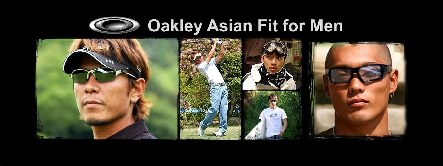 Oakley sunglasses asian fit - Oakley Asian Fit Sunglasses Guide Lookbook