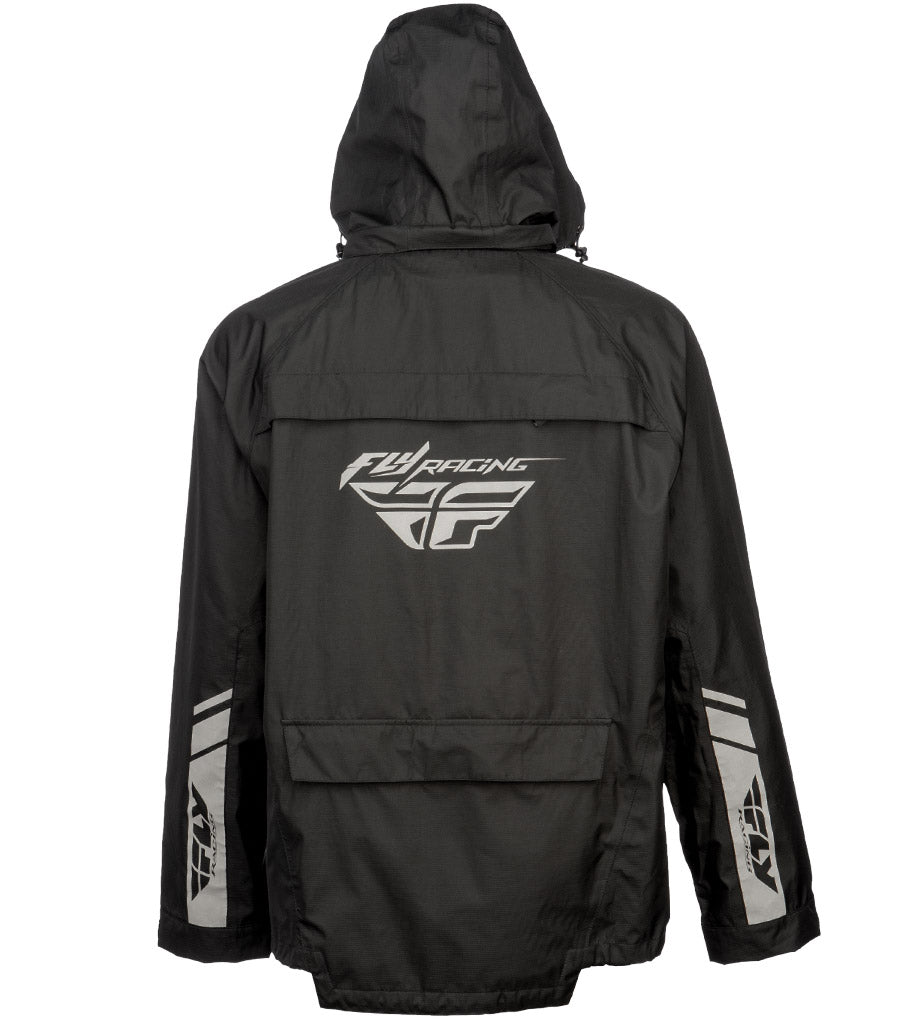 ALL SIZES NEW FLY RACING STOW-AWAY II WATERPROOF TEXTILE JACKET DIRTBIKE