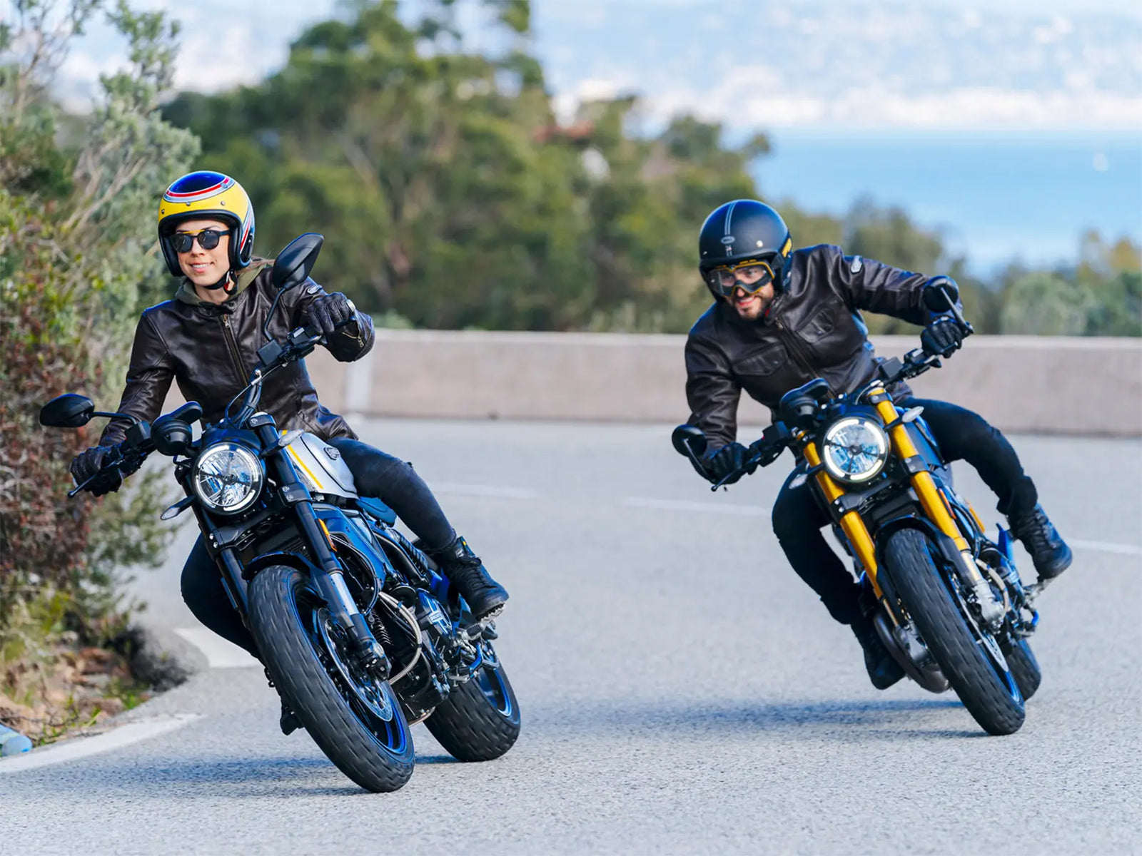 Ducati Motorcycle Reveal the new 2020 Scrambler 1100 Pro and Sport Pro