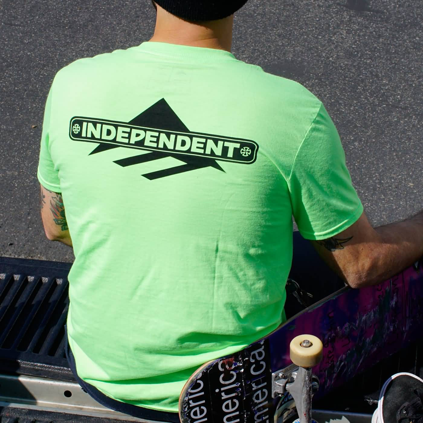 Emerica x Independent Trucks 2017 Collab   Skate Apparel & Footwear Collection