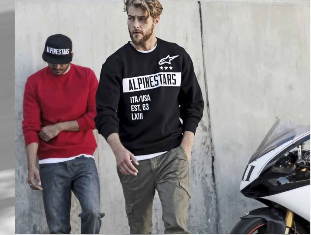 Alpinestars Mens Headwear Fall 2017 Sportswear Lookbook