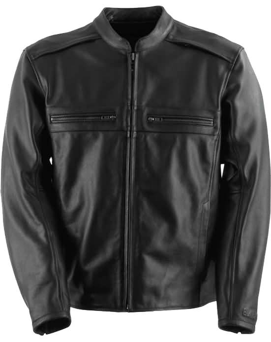 Black Brand Motorcycle Clothing Mens Jackets Collection