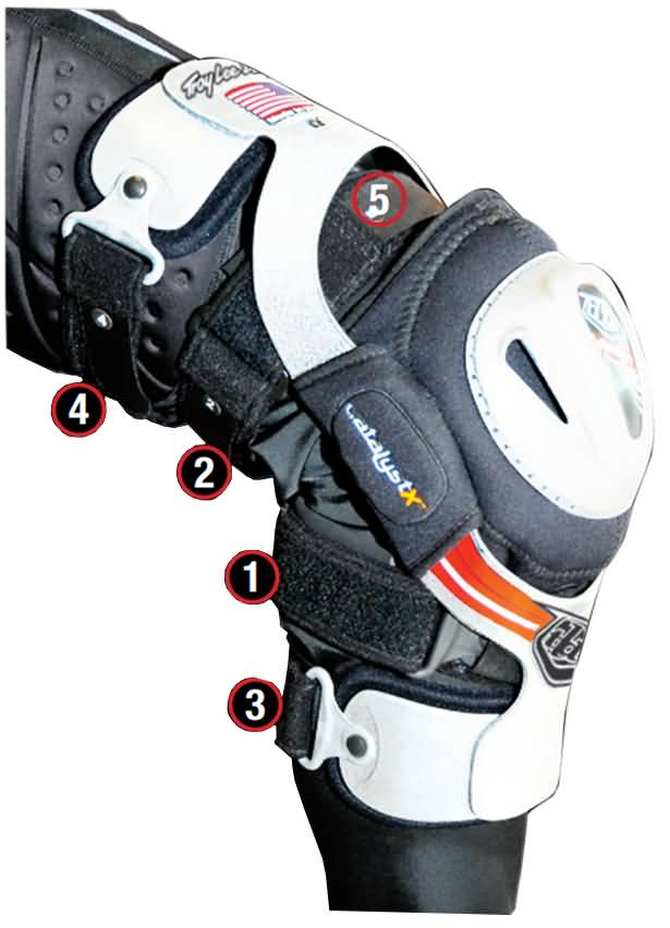 CATALYST X KNEE BRACE
