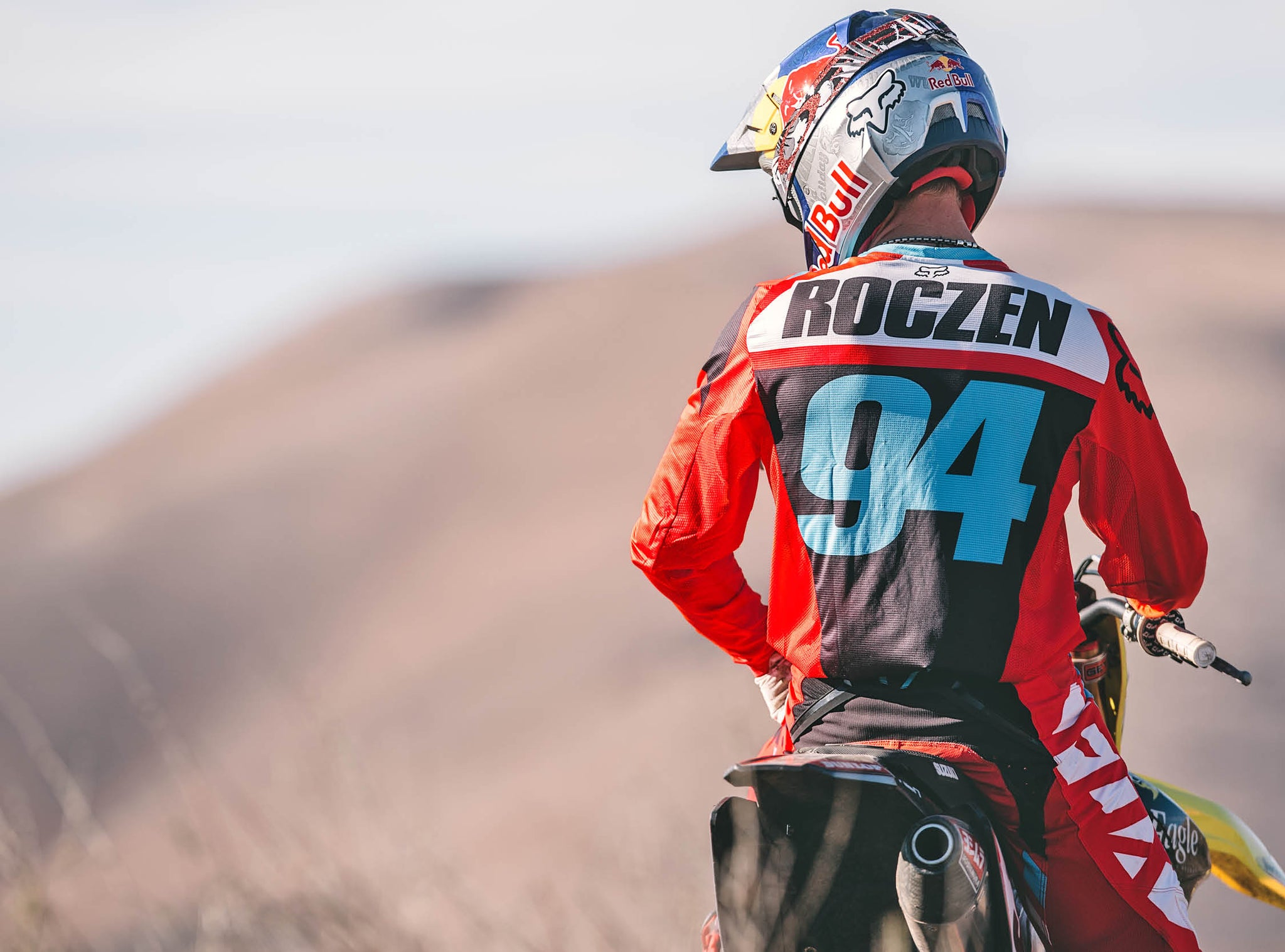 Fox Racing 2017 GTM MX Collectioin