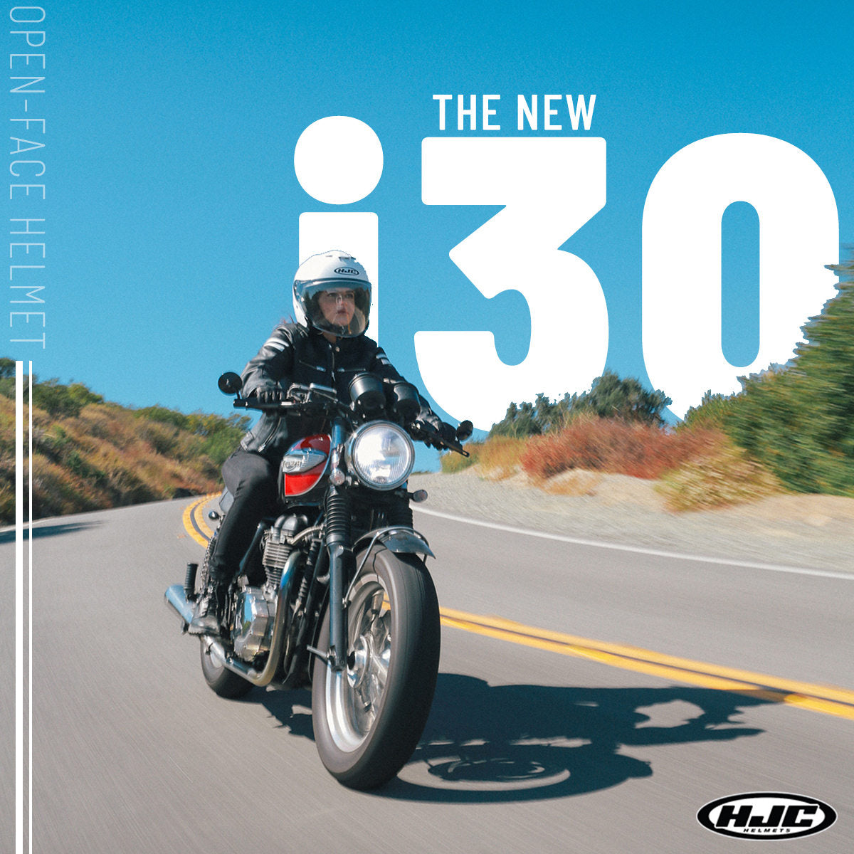 HJC Helmets 2020 | Featuring The New i30 Cruiser Helmets