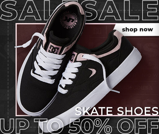 Skate Shoes Sale Up to 50% Off