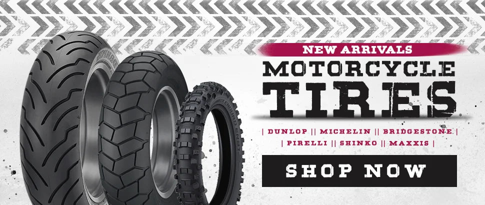 Motorcycle Tires Collection