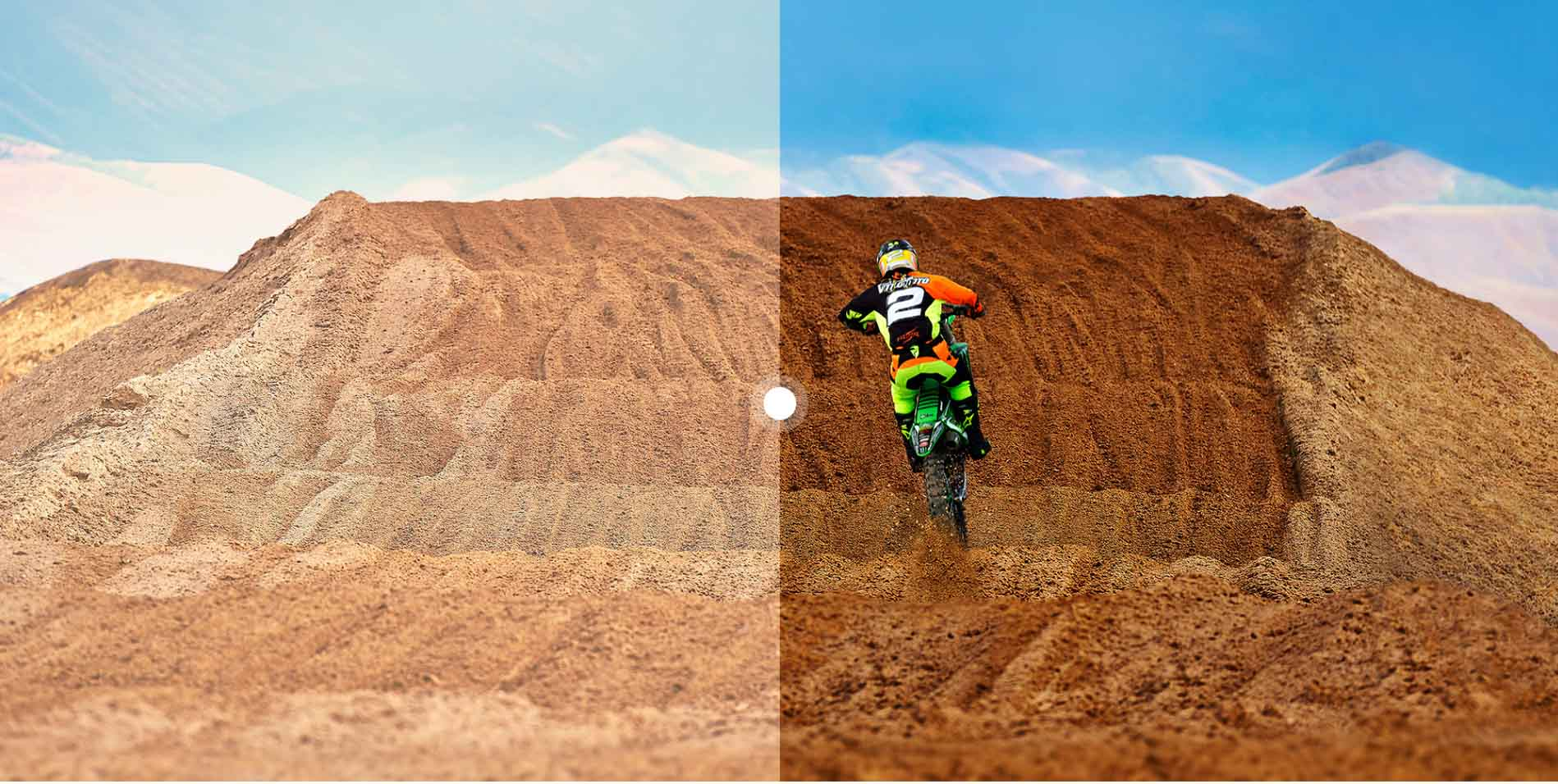 Oakley PRIZM™ MX lenses help you see subtle transitions in dirt conditions so you can master all those split-second decisions.  Lenses designed for the brutal tracks for off road, supercross and motorcross racing.  Oakley proprietary goggles in world class Oakley MX Goggles.