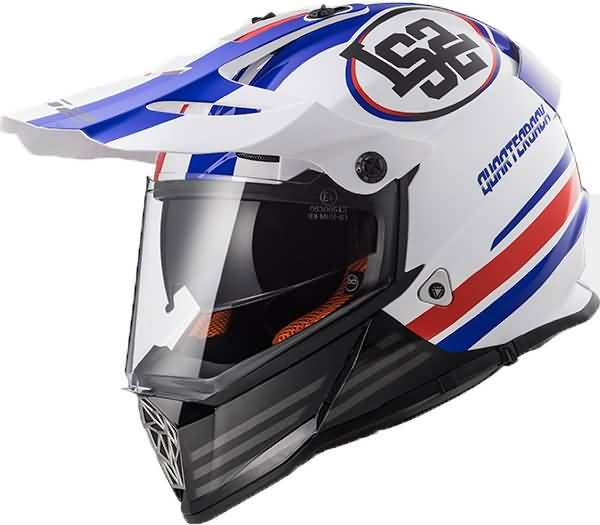 LS2 Motocross Pioneer Off Road Helmet | A Better Helmet for Less Cash