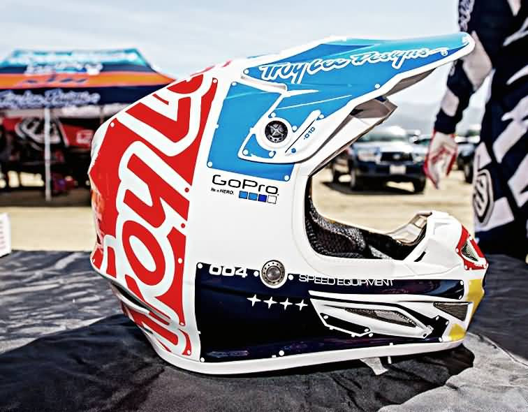Troy Lee Designs MX Helmets Collection