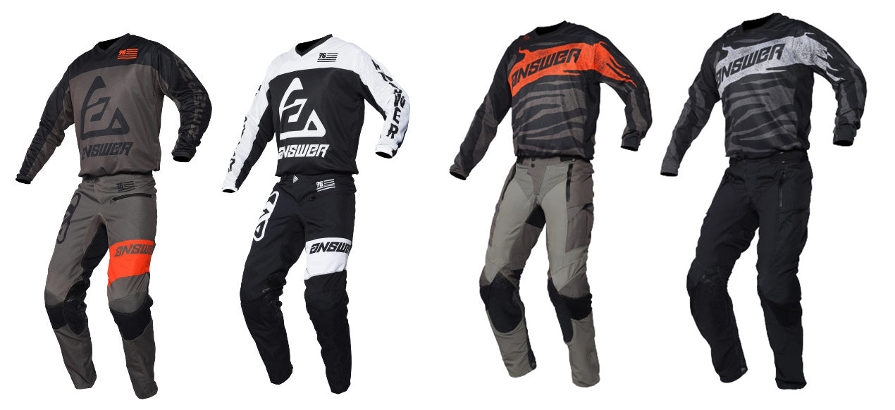 Answer Racing 2020 | Featuring the New 2020 Off-Road Gear Collection