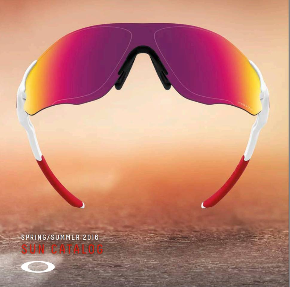 Oakley 2016 Spring and Summer Sunglass Lookbook Intro