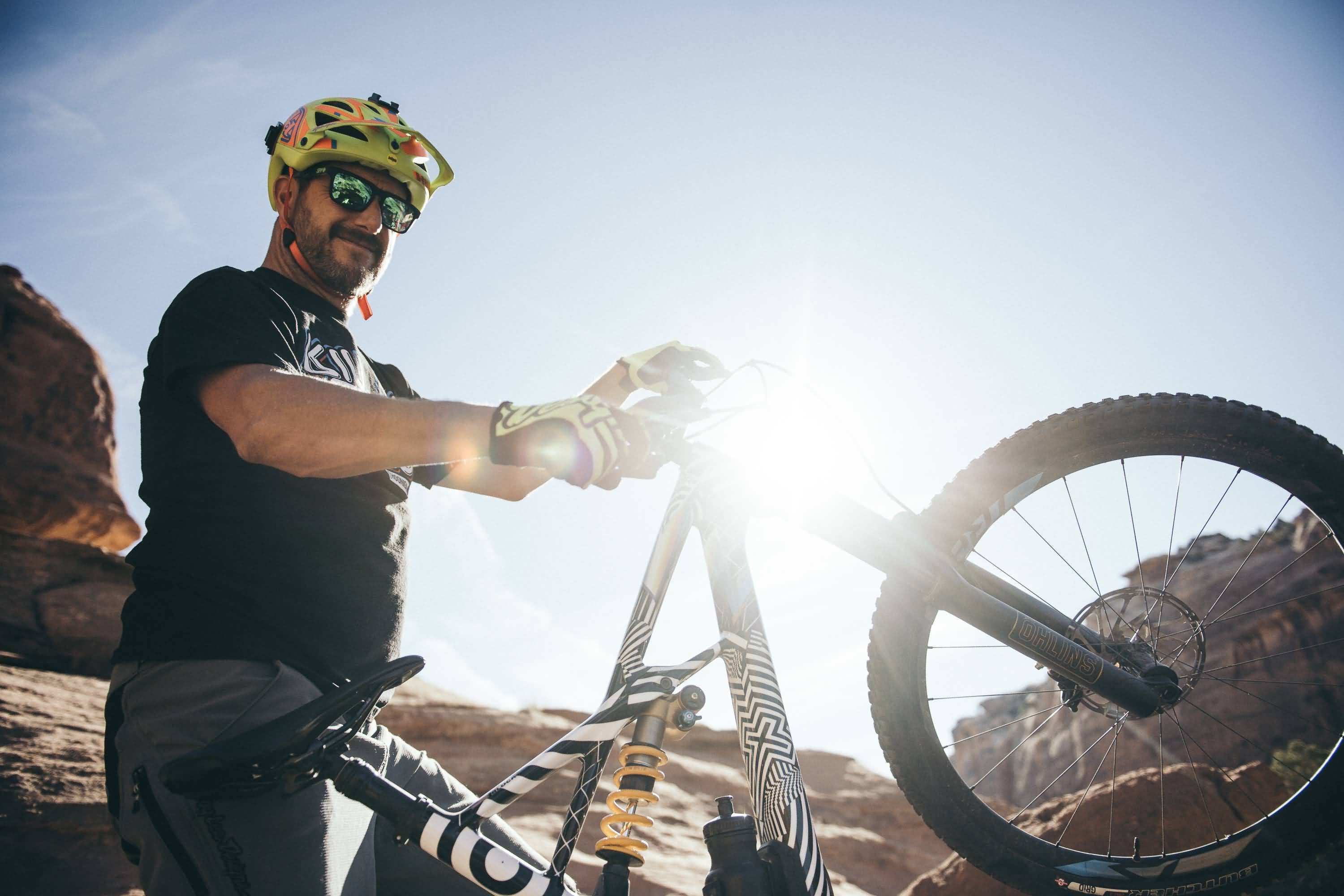 Saxx Underwear Introduces Hit The Trails with Ken Block