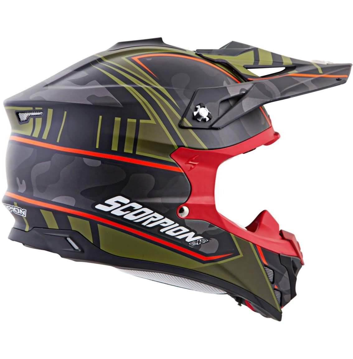 Scorpion 2017   Off-Road Motorcycle Helmets Collection