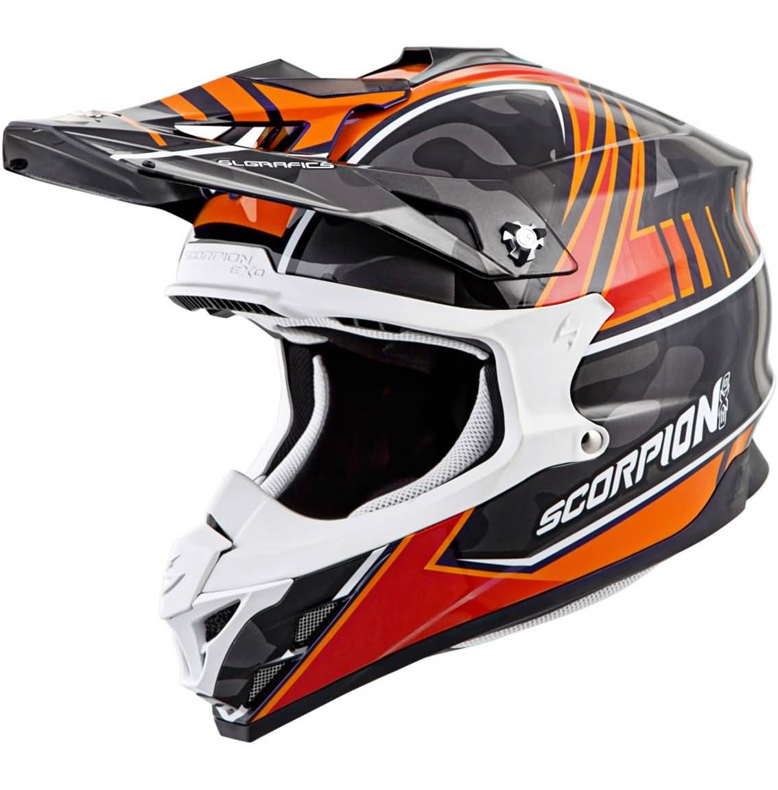 Scorpion 2017 | Off-Road Motorcycle Helmets Collection