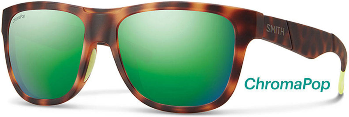 Smith Optics Spring 2017 | Lowdown Slim Chromapop Lifestyle Sunglasses