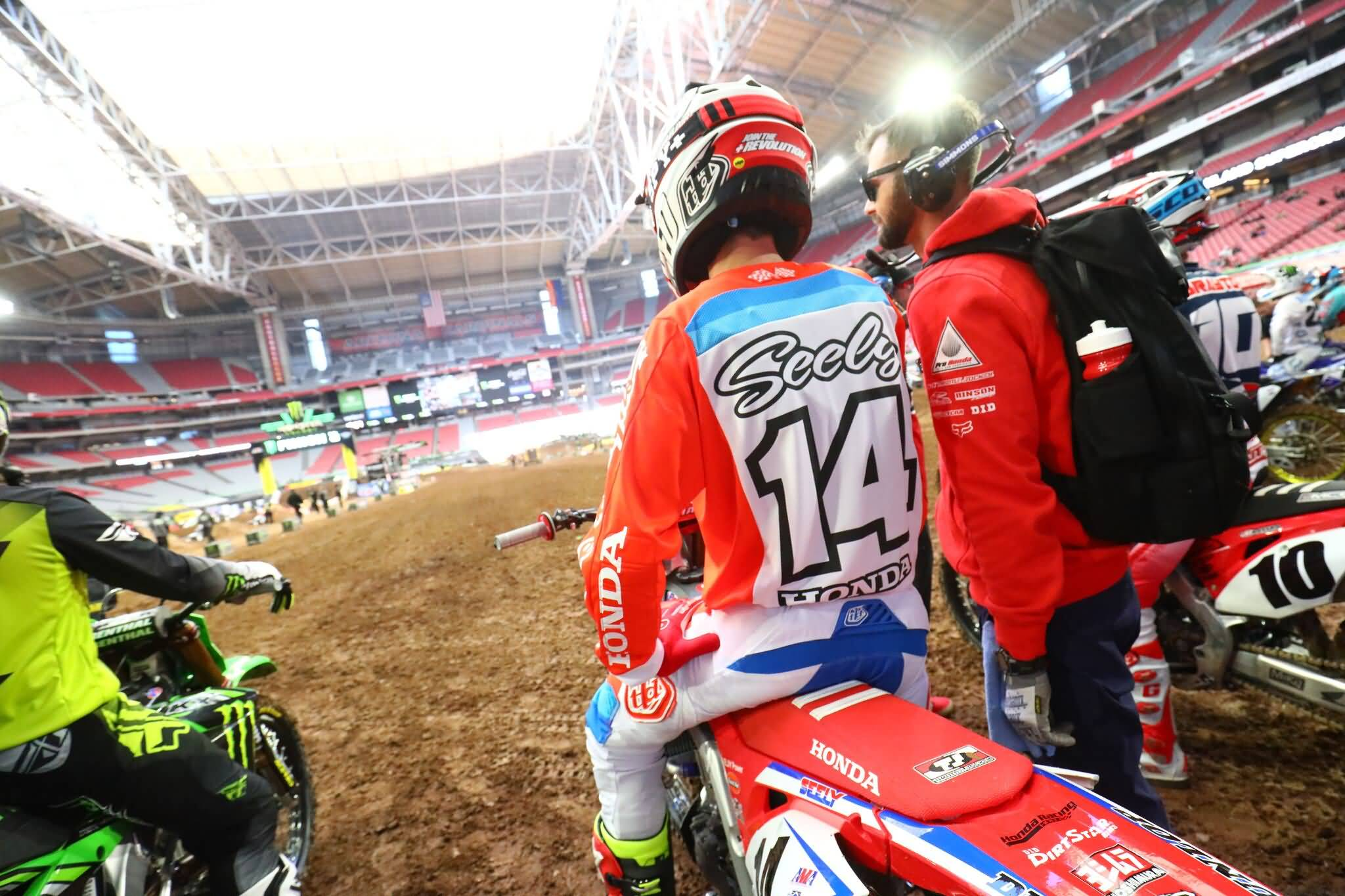 TLD's Seely Maintains Momentum With A Fourth-Place Finish