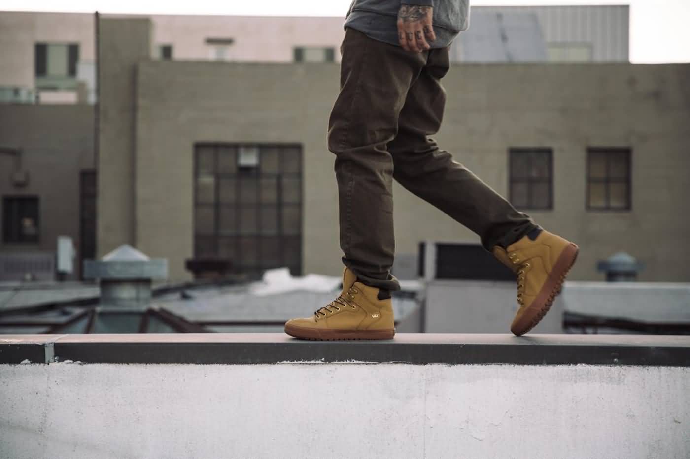 Supra Skate 2017: Introducing The Vaider CW Skateboarding Shoes