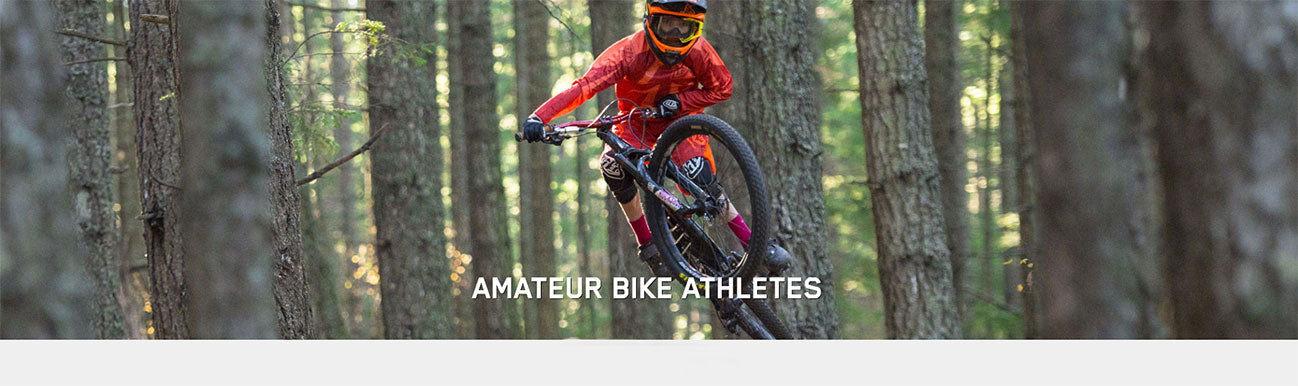 Troy Lee Designs Amateur MTB BMX Bike Athletes Sponsored