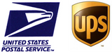 Haustrom Ships UPS and US Priority Mail